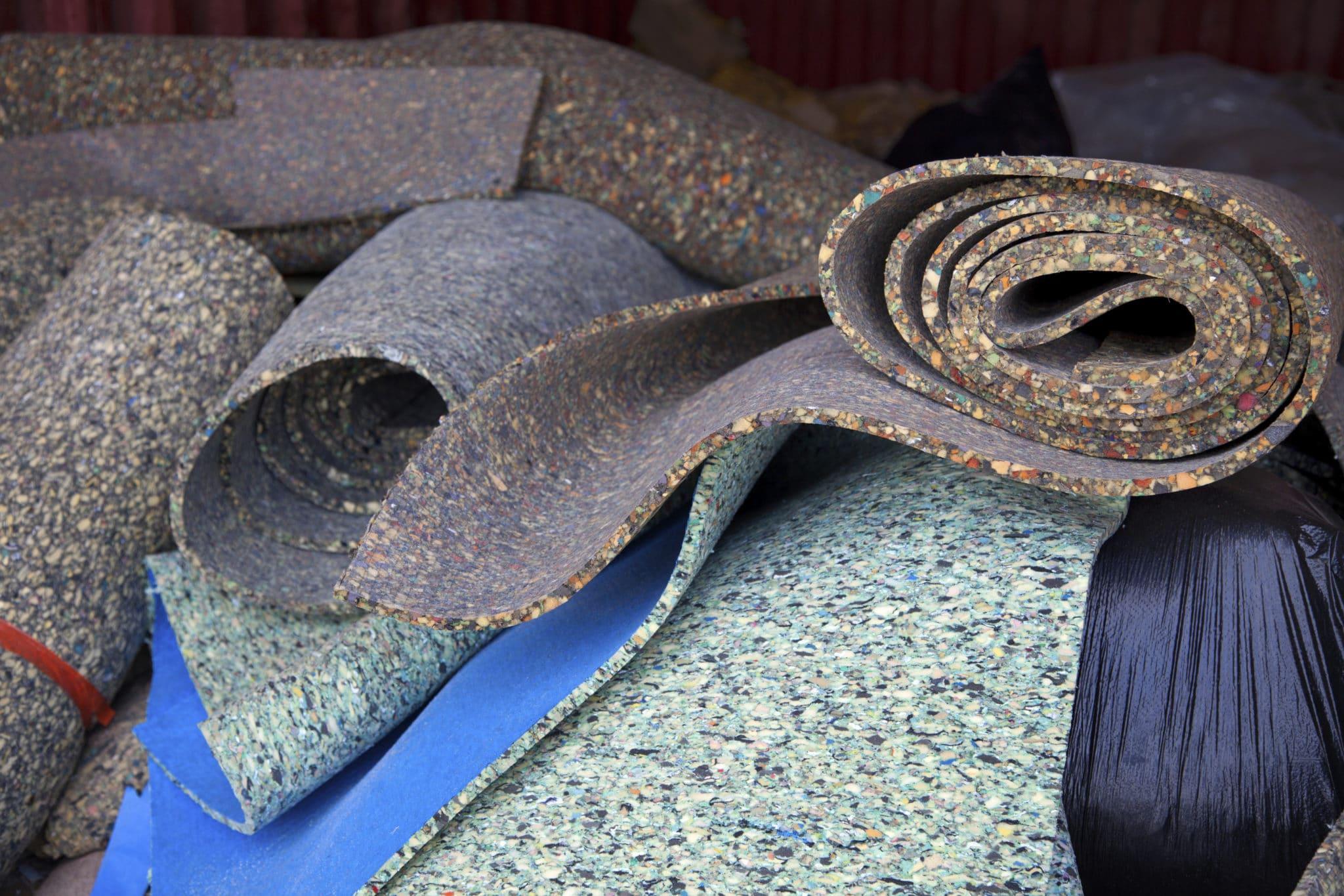 Sloane's Carpet Padding