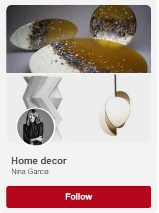 Pinterest Home decor Board #2